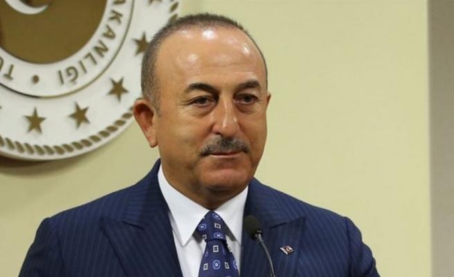 Çavuşoğlu: Ateşkes çağrısına ilaveten Azerbaycan topraklarından çekil çağrısı olmalı