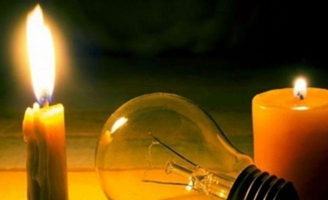 Lefkoşa'da elektrik kesintisi yapılacak