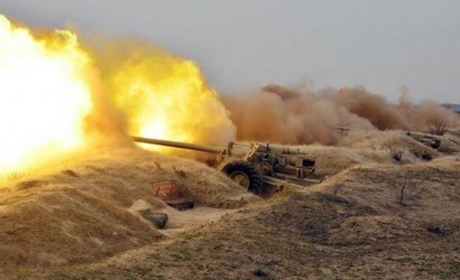 Ermenistan ordusu ateşkes ihlali yaptı