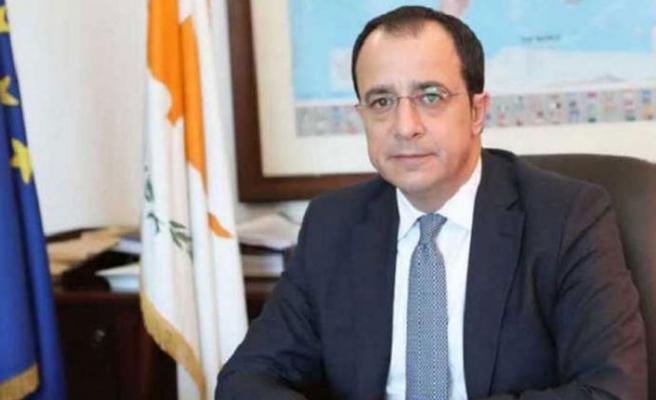 Hristodulidis, Türkiye'yi BM ve AB'ye şikayet etti