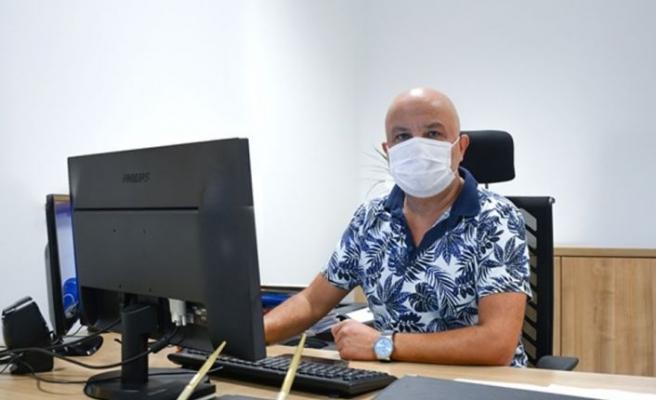 KKTC'de koronavirüs bulaştırıcılık sayısı düşüyor