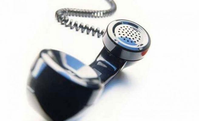 Lefke Karakolunun telefonunda arıza