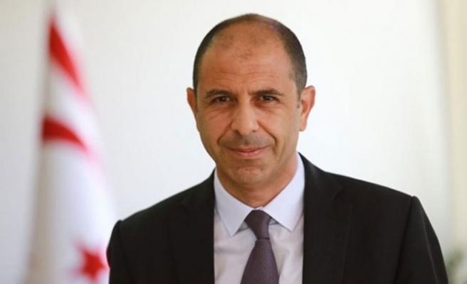 Özersay: Bu seçimi kazanacağım ve kazanan Kıbrıs Türk Halkı olacak