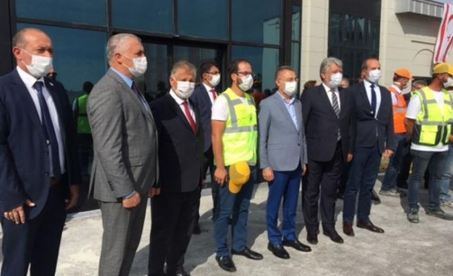 Pilli: Acil Durum Hastanesi, Türkiye ile KKTC arasındaki gönül birliğinin bir ispatıdır