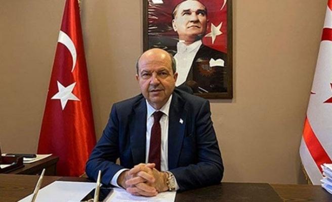 Tatar dün gece yurda dönüşünde Erdoğan ve hükümetine teşekkür etti