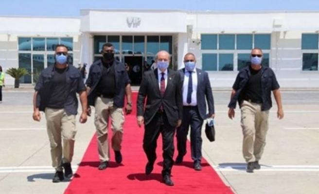 Tatar Erdoğan'la görüşmek üzere Ankara'ya gitti