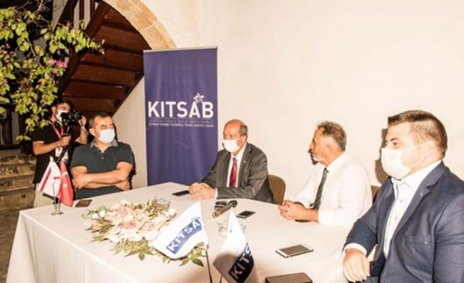Tatar KITSAB'ı ziyaret etti