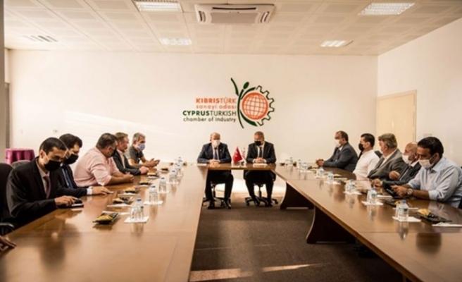 Tatar: Maraş'ın açılması için yol haritamız hazırdır