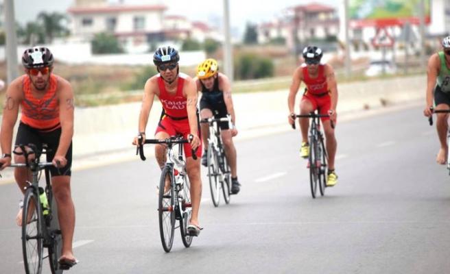 Triatlonda geri sayım başladı