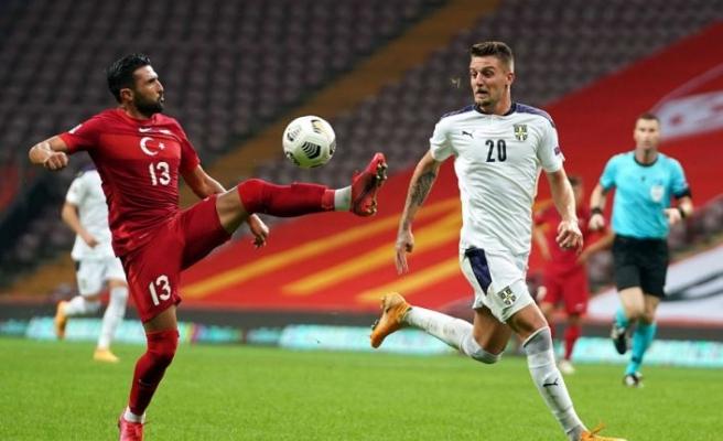 Türkiye pes etmedi: 2-2