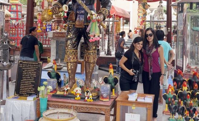 Uzakdoğu'nun 'Melekler Şehri': Bangkok