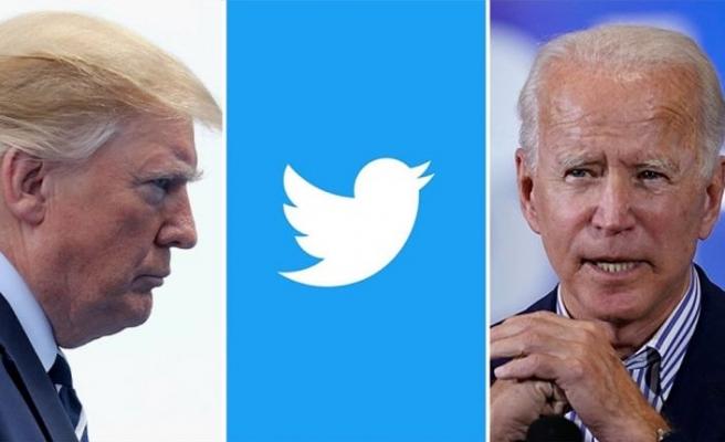 ABD'nin resmi başkanlık hesabı 20 Ocak'ta Biden'e devredilecek