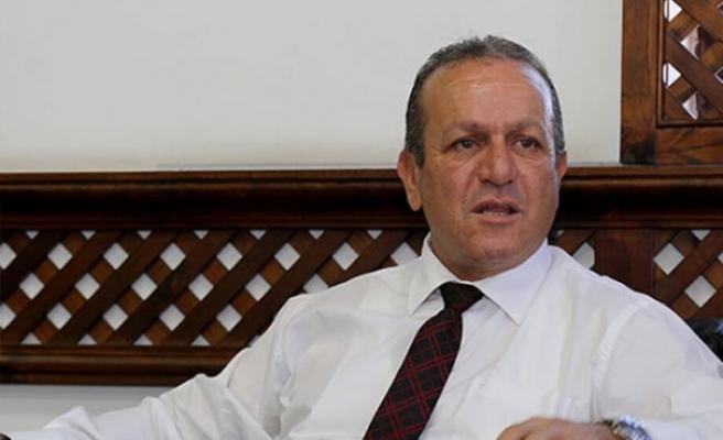 Ataoğlu'ndan Vural Türkmen'e başsağlığı: Kıbrıs Türk halkı bir çınarını daha kaybetti