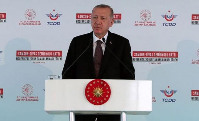 Erdoğan: İzmir'de şu an itibarıyla 58vefatımız var