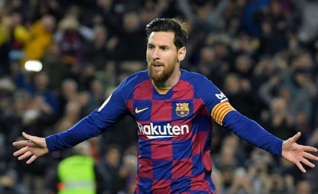Messi ayrılırken de kazanacak!