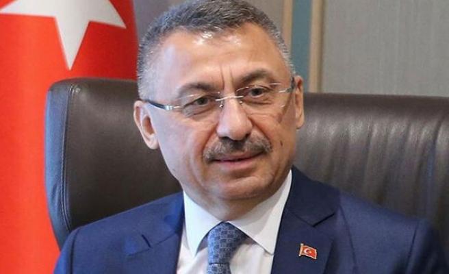 Oktay: Artık ambargolarla yıldırabilecekleri bir Türkiye yok