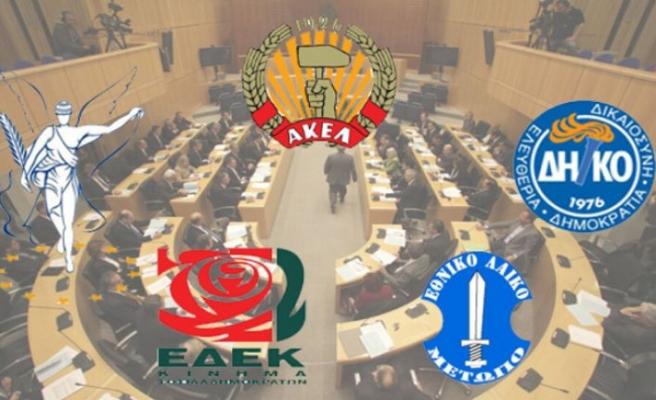 Siyasi Parti Başkanları Konseyi Saray'da toplandı