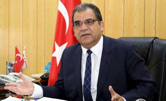 Sucuoğlu: İçişleri ve Maliye Bakanlıkları UBP'de olacak