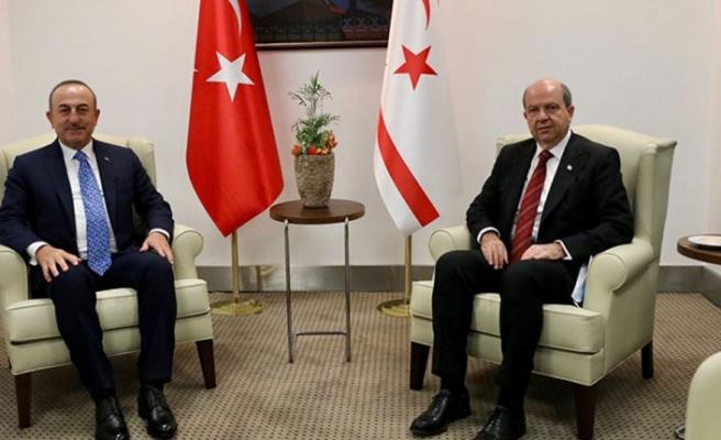 Tatar ve Çavuşoğlu telefonda görüştü