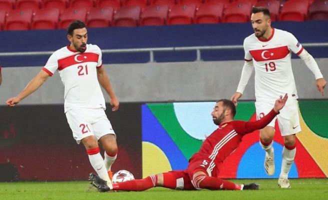 Türkiye, C Ligi'ne düştü: 2-0