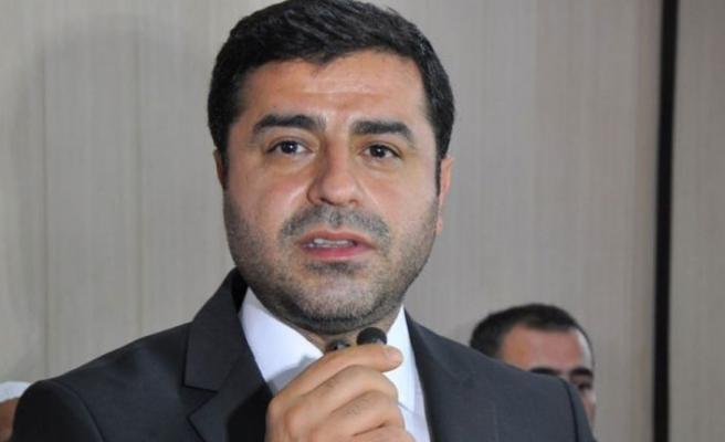 AİHM kararı sonrası Demirtaş'ın tutukluluğuna yapılan itiraz reddedildi