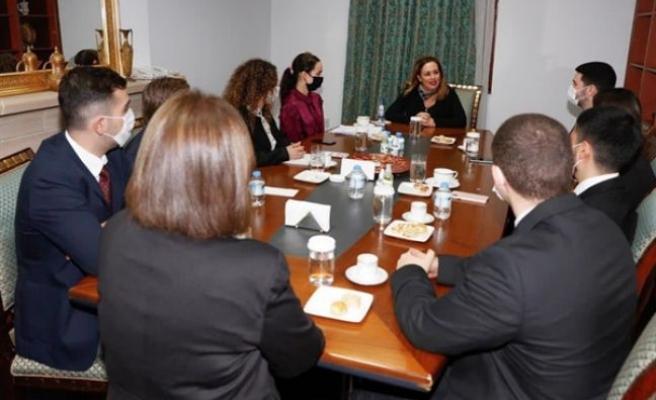 Cumhurbaşkanlığı Gençlik ve Kültür Komitesi ilk toplantısını gerçekleştirdi