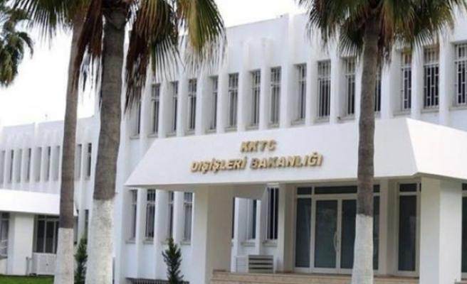 Dışişleri Bakanlığı AB Konseyi'nin kararlarını kınadı