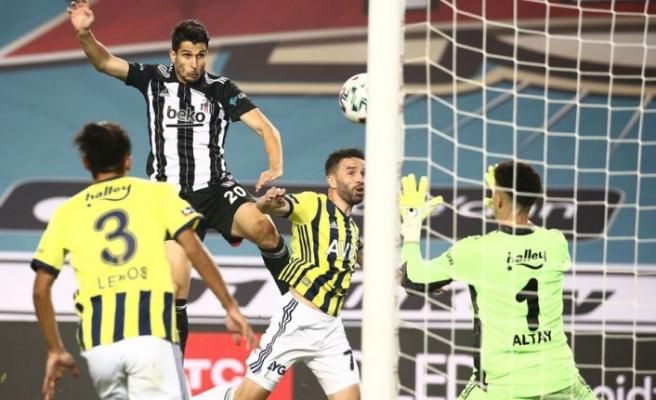 Fenerbahçe, 2020'de de kupa hasretine son veremedi