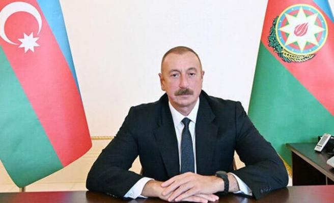 """İlham Aliyev: """"Kontrolsüz Ermeni silahlı güçleri bizim topraklarımızda faaliyet gösteriyor"""""""