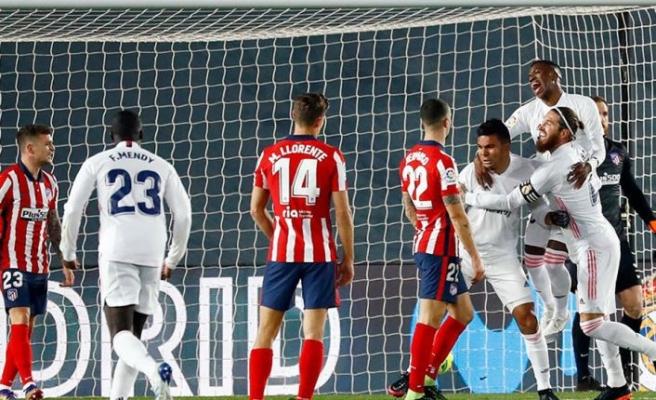 Madrid'in kralı Real
