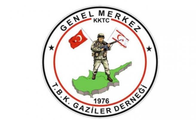 Türk barış kuvvetleri gaziler derneği, Haluk Üstügen'in vefatı nedeniyle taziye mesajı yayımladı