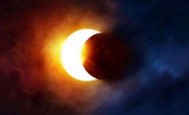 2021'de Güneş ve Ay'da ikişer tutulma