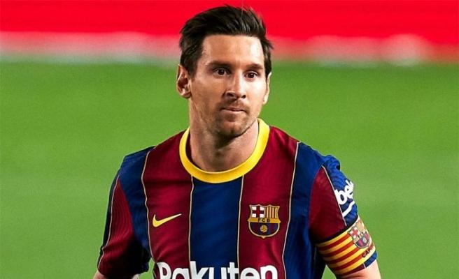 753 maç sonra Messi atıldı!