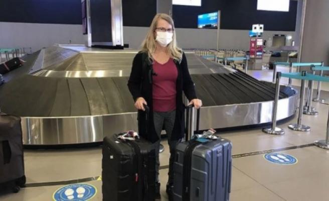 ABD Kongresi baskınının ardından İstanbul'a giden yolcular yaşadıklarını anlattı