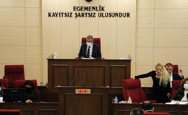 Bütçe Komitesi Başkanlığına Atun'un seçildiği bilgiye getirildi