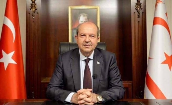 Cumhurbaşkanı Tatar'dan Anastasiadis'e çağrı: Gerçekleşmeyecek hayaller peşinde koşmamalı!
