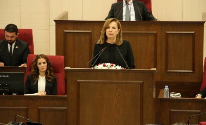 Meclis Başkan Adaylığı reddedilen Resmiye Canaltay'dan ilk açıklama