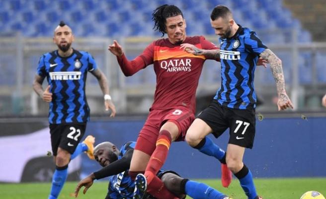 Roma ile Inter yenişemedi