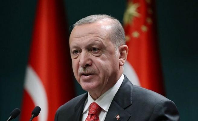 Türkiye Cumhuriyeti Cumhurbaşkanı Erdoğan, Kurucu Cumhurbaşkanı Rauf Denktaş'ı yad etti