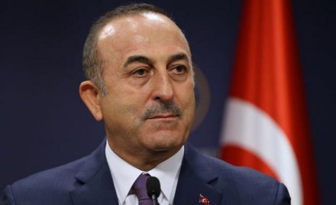 Türkiye Cumhuriyeti Dışişleri Bakanı Çavuşoğlu: Müzakere süreci ile AB'ye bağlıyız