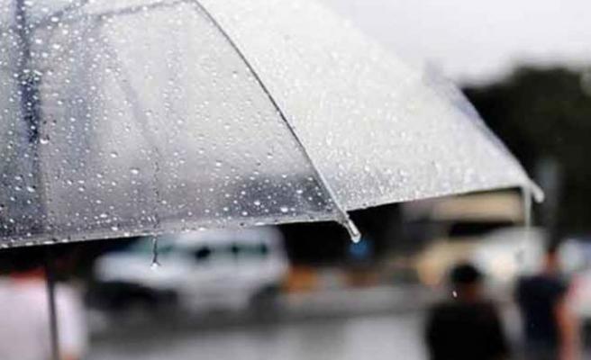 Yağışlı havanın devam etmesi bekleniyor