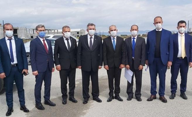 Hedef, üreten Kuzey Kıbrıs Türk Cumhuriyeti