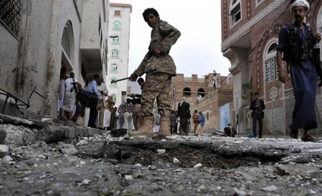 Marib'de Husilerin fırlattığı balistik füzenin halk pazarına düşmesi sonucu 2 sivil öldü, 13 kişi yaralandı