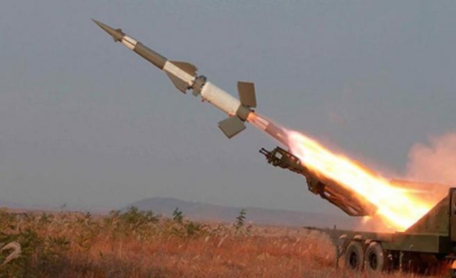 Suriye'nin kuzeyine balistik füze saldırısı: 1 ölü, 18 yaralı