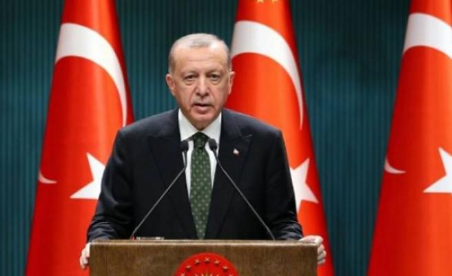 Türkiye Cumhuriyeti Cumhurbaşkanı Erdoğan: Çanakkale, kahraman ecdadımızın yazdığı şanlı bir destandır