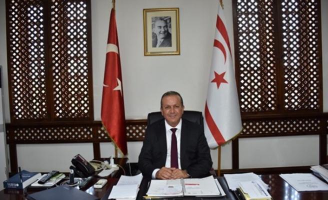 Ataoğlu: Türkiye'deki kapanma,KKTC Turizmini etkilemeyecek