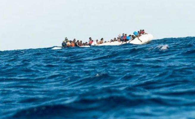 BM, Libya açıklarında son birkaç günde 172 düzensiz göçmenin ölmüş olabileceğini bildirdi