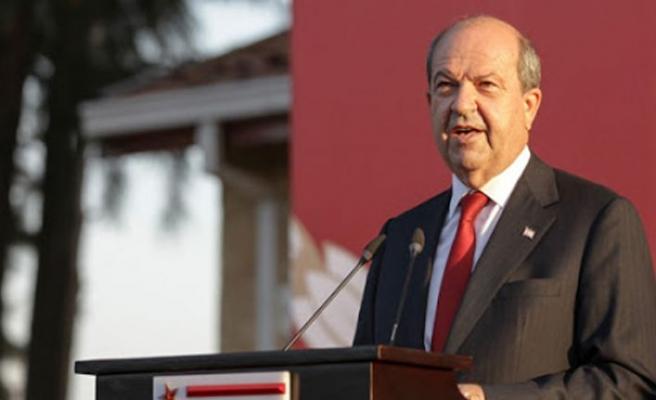 Cumhurbaşkanı Tatar: Memnuniyetle yeni vizyonumu ortaya koyuyorum çünkü Türkiye'nin de tam desteği var