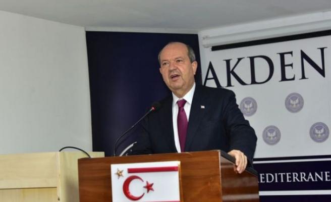 Cumhurbaşkanı Tatar: Yeni bir vizyon, yeni bir yol, yeni bir harita