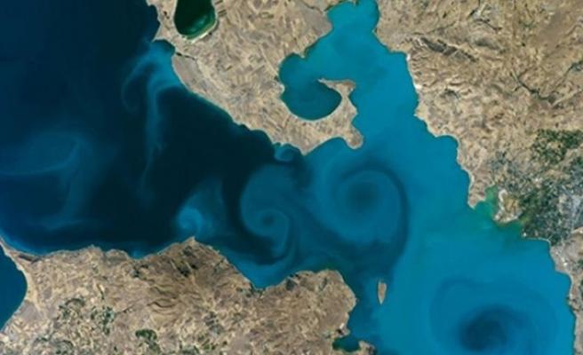 Finalde Van Gölü'ne oy yağmuru, NASA'nın web sitesi çöktü